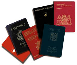 Passports, Citizenship, Immigration
